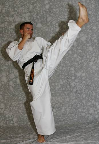KI - Heavy Weight (white Karate uniform, Karate gi)