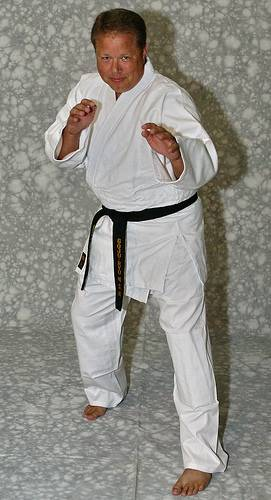 Judo Double Weave Uniform (white Judo gi)