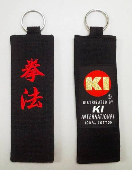 Embroidered Belt Key Holder (KEMPO)