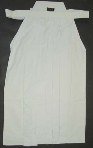 White Hakama (Made in Japan) Size 3 only