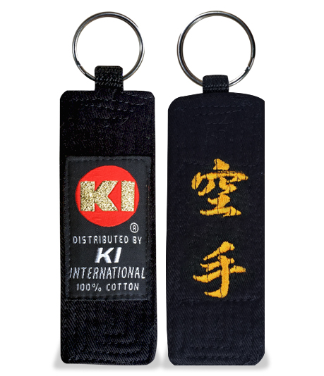 Karate Gi Top - Black Embroidery Karate Gi Top - Black Embroidery ...