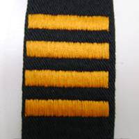 Embroidery line on Karate or Judo belt (4 lines or more, price per line)