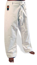 Karate Heavy Weight Pants (white)