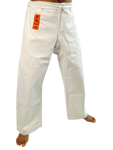Mugen Orange Label Pants (white)