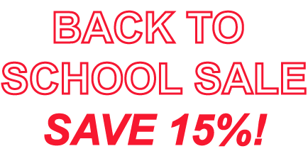 KI International - Back To School Sale - Save15%