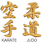 karate judo embroidery service