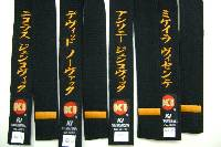 Katakana yellow Stripe height