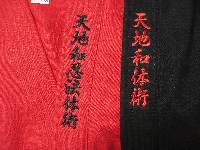 karate Kanji after