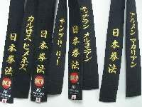 Gojuryu pants advanced