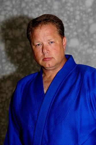 Judo Double Weave Blue Uniform (Judo gi)