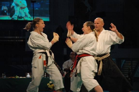 KI MUGEN orange label white karate uniform - Karate gi