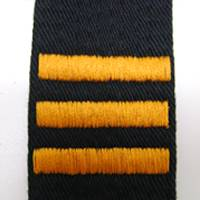 Embroidery line on Karate or Judo belt (up to 3 lines, price per line)