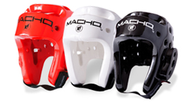 MACHO-Head Gear