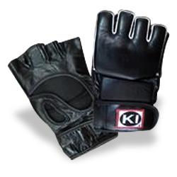 Mixed Martial Arts Gloves (Black)