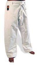 Karate Heavy Weight Pants (white)